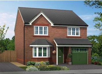 "Thumbnail 4 bed detached house for sale in ""Southwold"" at Main Road, New Brighton, Mold"
