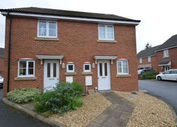 Thumbnail 2 bed semi-detached house to rent in Ffordd Nowell, Penylan, Cardiff