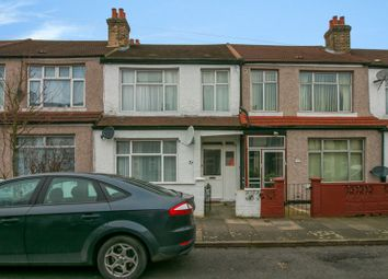 Thumbnail 4 bed terraced house for sale in Ipswich Road, London, London