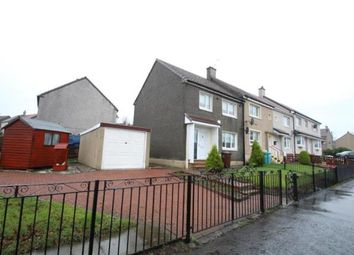 Thumbnail 3 bed end terrace house for sale in Drumvale Drive, Moodiesburn, Glasgow, North Lanarkshire