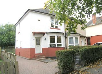 Thumbnail 3 bedroom semi-detached house for sale in Cumbernauld Road, Riddrie, Glasgow