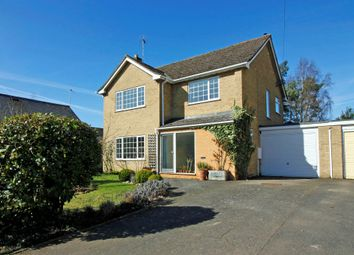 Thumbnail 5 bed detached house for sale in Barnack Road, Bainton, Stamford