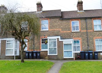 Thumbnail 2 bed terraced house to rent in Northdown Terrace, Dormans Park Road, East Grinstead