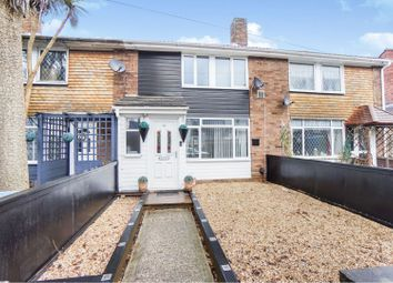 St. Denys Road, Southampton SO17. 3 bed terraced house for sale