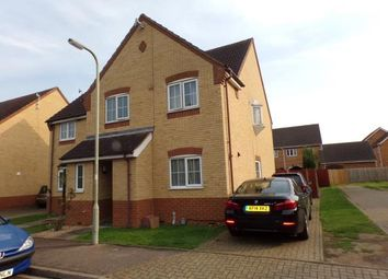 Thumbnail 4 bed semi-detached house for sale in Barkers Lane, Bedford, Bedfordshire