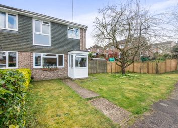 Thumbnail 3 bed semi-detached house for sale in Saxon Way, Romsey
