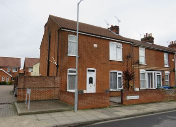 Thumbnail End terrace house for sale in Eustace Road, Ipswich