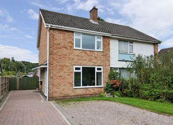 Thumbnail 2 bed semi-detached house for sale in Hudson Drive, Burntwood