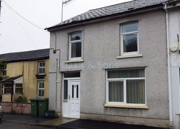 Thumbnail 3 bed terraced house for sale in High Street, Argoed, Blackwood, Caerphilly.