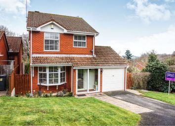 3 bed detached house for sale in Mercot Close, Redditch B98