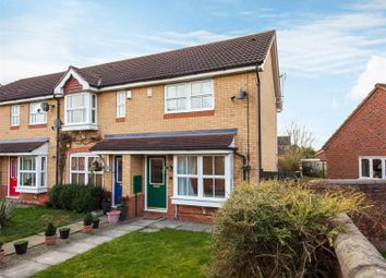 Thumbnail 2 bed end terrace house for sale in Roseberry Grove, York