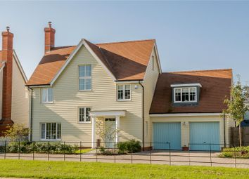 Thumbnail 5 bedroom detached house for sale in William Porter Close, Beaulieu Heath, Chelmsford