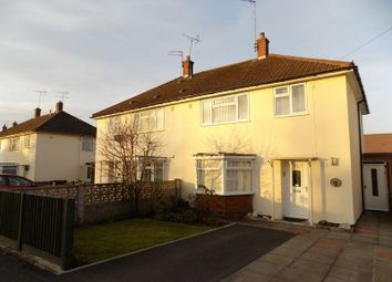 Thumbnail 3 bedroom semi-detached house to rent in Douglas Road West, Stafford