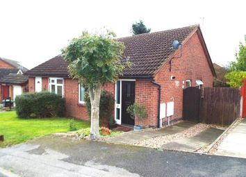 Thumbnail 2 bed bungalow for sale in Jasmine Close, Beeston, Nottingham