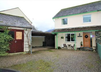 Thumbnail 3 bed semi-detached house for sale in Portinscale, Keswick, Cumbria