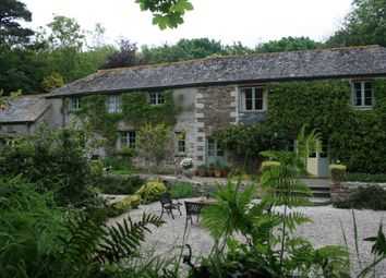 Thumbnail Barn conversion for sale in Carnego Lane, Summercourt, Cornwall