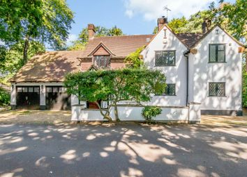 Thumbnail 4 bed detached house for sale in Ivy Lane, Woking