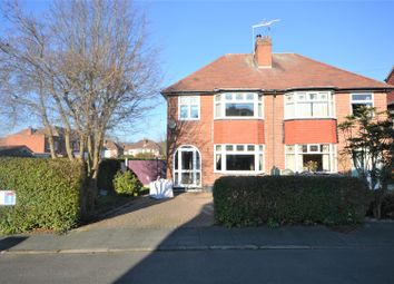Thumbnail 3 bed semi-detached house for sale in Salcombe Crescent, Ruddington, Nottingham