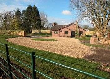 Thumbnail 4 bed detached bungalow for sale in Eastham Rake, Eastham, Wirral