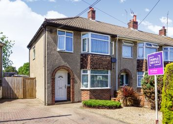 Thumbnail 3 bed end terrace house for sale in Champion Road, Kingswood