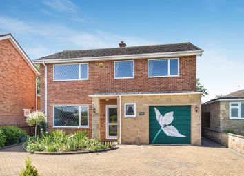 Thumbnail 4 bed detached house for sale in Somerville Drive, Bicester