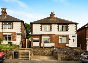 Thumbnail 3 bed semi-detached house for sale in Calverton Road, Arnold, Nottinghamshire