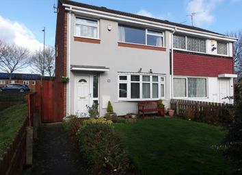 Thumbnail 3 bed semi-detached house for sale in Humber Close, Meadows, Nottinghamshire