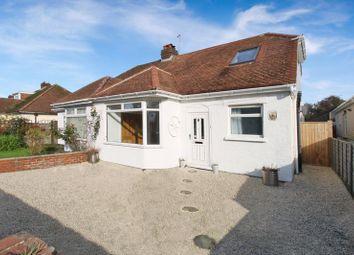 Thumbnail 3 bed semi-detached bungalow for sale in Redlands Lane, Fareham