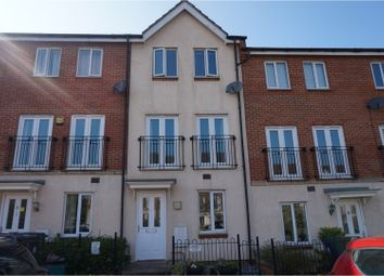 Thumbnail 4 bed terraced house for sale in Thackeray, Horfield