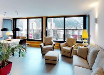 Thumbnail 3 bed apartment for sale in Impasse De La Vallée Blanche, 74400 Chamonix-Mont-Blanc, France