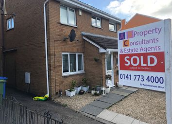 Thumbnail 3 bed semi-detached house for sale in Bredisholm Drive, Baillieston