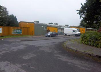 Thumbnail Industrial to let in Letchworth Road, Ebbw Vale, Blaenau Gwent