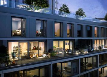 Thumbnail 1 bedroom flat for sale in Mitchell Street, Hoxton, London