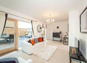 Thumbnail 2 bed semi-detached house for sale in The Chase, Newhall, Harlow, Essex