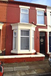 Thumbnail 3 bed terraced house for sale in Lilford Avenue, Walton, Liverpool