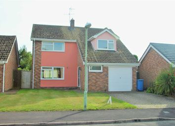 Thumbnail 4 bed detached house for sale in Veyses End, Stratford St. Mary, Colchester