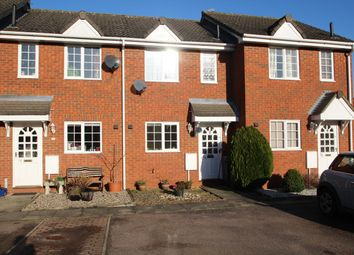 Thumbnail 2 bed terraced house for sale in Wrights Way, Woolpit, Bury St Edmunds