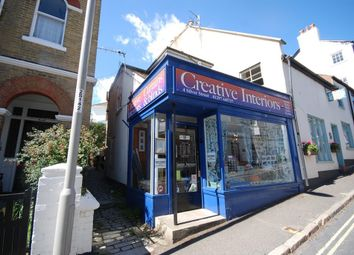 Thumbnail Commercial property for sale in Lyme Regis