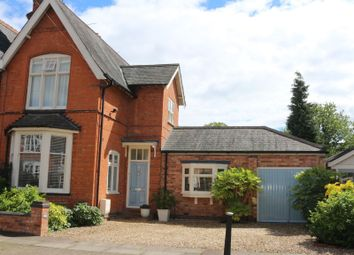 Thumbnail 4 bedroom property for sale in Knighton Church Road, South Knighton, Leicester