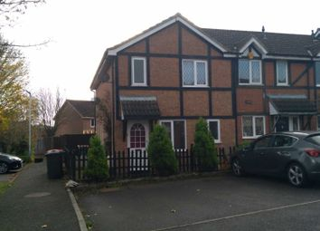 Thumbnail 1 bed town house to rent in Farmbrook, Luton