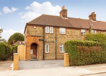 Thumbnail 3 bed end terrace house to rent in Clematis Street, London