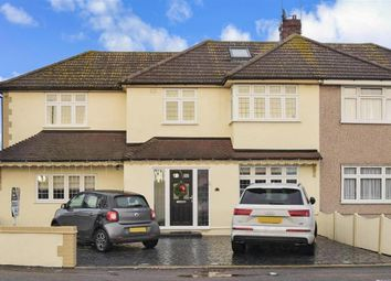 Thumbnail 5 bed semi-detached house for sale in Farm Way, Hornchurch, Essex
