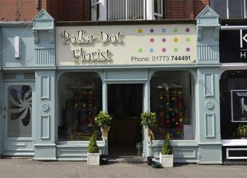 Thumbnail Retail premises to let in Grosvenor Road, Ripley, Derbyshire