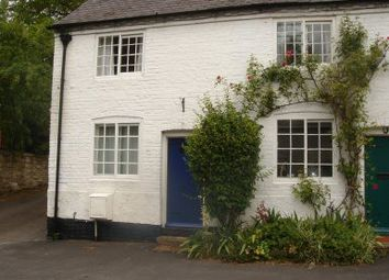 Thumbnail 2 bed cottage to rent in Loughborough Road, Walton On The Wolds, Loughborough