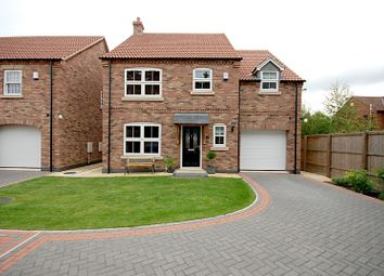 Thumbnail 5 bed detached house to rent in Blue Cedar Gardens, Howden