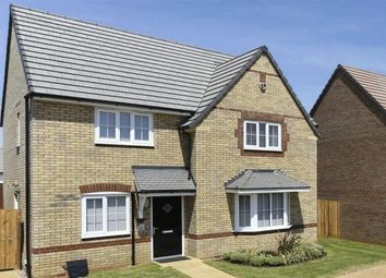 Thumbnail 4 bed detached house for sale in Northampton Road, Brixworth