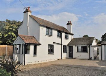 Thumbnail 4 bed detached house for sale in Sole Street, Cobham, Gravesend
