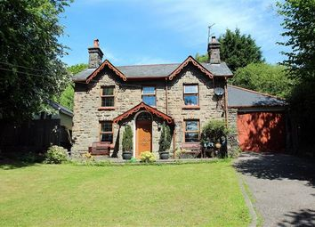 Thumbnail 4 bed detached house for sale in Main Road, Llantwit Fardre, Pontypridd
