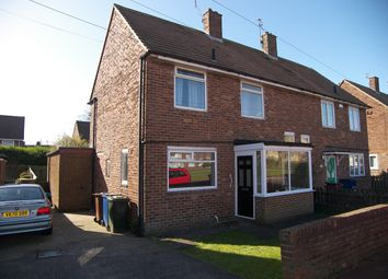 Thumbnail 4 bed semi-detached house for sale in Roeburn Way, Kenton, Newcastle Upon Tyne