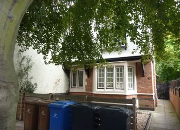 Thumbnail 1 bed flat to rent in Loudon Street, Derby
